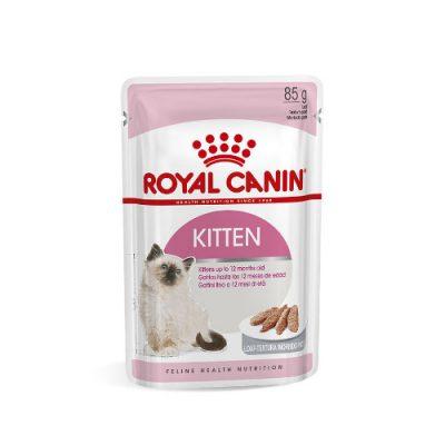 Royal Canin Kitten Loaf 12X85Gr Pouch