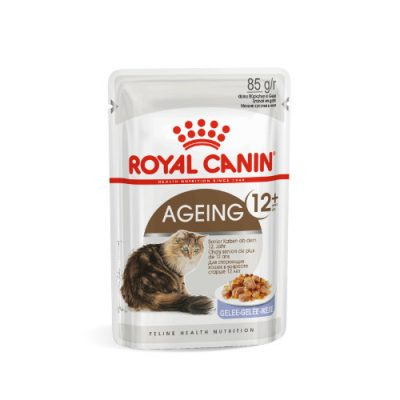Royal Canin Ageing +12 Jelly 12X85Gr