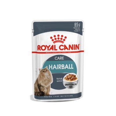 Royal Canin Hairball Care Gravy 12X85Gr