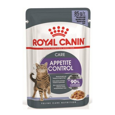 Royal Canin Appetite Control Jelly 12X85Gr