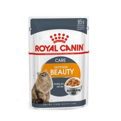 Royal Canin Intense Beauty Jelly 12X85Gr