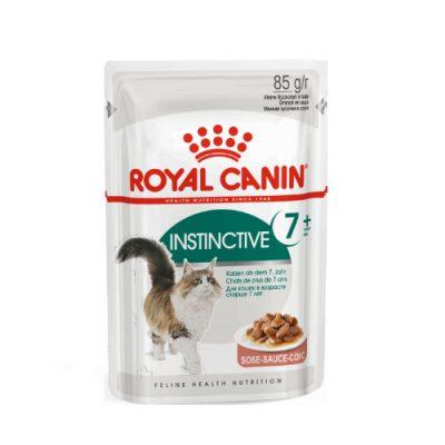 Royal Canin Instinctive +7 Gravy 12X85Gr