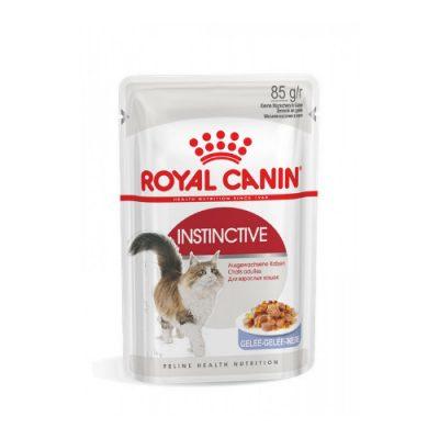 Royal Canin Instinctive Jelly 12X85Gr